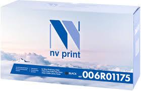 Тонер-картридж <b>NV Print 006R01175</b>, <b>черный</b>, для лазерного ...