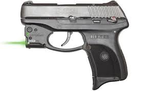 lc9 9mm with viridian green laser