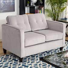 Serta Living Room Furniture Mercury Row Serta Upholstery Cypress Loveseat Reviews Wayfair