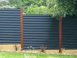 corrugated metal fence cost sheet panels how to build vs wood regarding corrugated metal fence