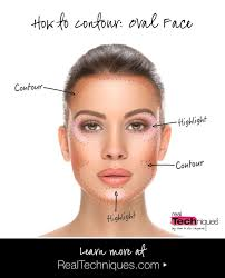 oval shaped face check out our contouring guide for our tips tricks to achieve your best contoured look contour realtechniques