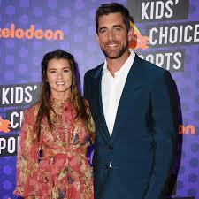 How Aaron Rodgers Found His Perfect Teammate in Danica Patrick - E! Online