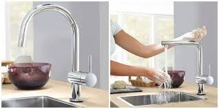 Grohe K4 Kitchen Faucet Kitchen Grohe Feel Kitchen Faucet Kitchen Faucets Amazon