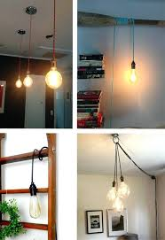 ceiling light with long cord pendant light any color pendant lamp hardwired or plug in light ceiling light with long cord