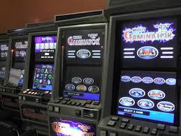 В каком году закрыли игровые автоматы