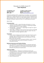 Resume Skill Based Resume Format Sere Selphee Skills Template By
