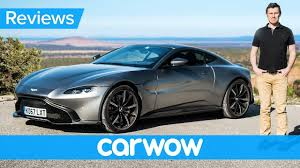 New Aston Martin Vantage 2018 Review See Why It Is Worth 120 000 Youtube
