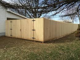 double fence gate. Spruce Stockade Double Gate Fence S