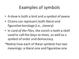 symbols and motifs differences similarities and how they  3 examples