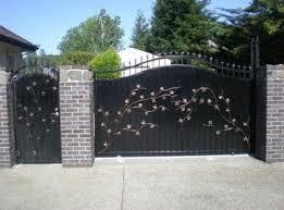 amusing iron driveway gates belfast and sliding iron driveway gates