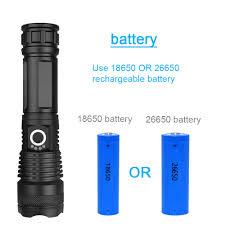 <b>8000 lumens</b> xhp50.2 powerful <b>usb torch led flashlight</b> xhp50 self ...