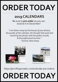 2019 Calendars For Sale Hiking Adventures