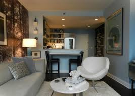 Lounge Living Room Great Looking Small Lounge Living Room Design With Cream Single
