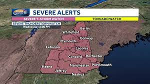 Video: Severe thunderstorm watch in ...
