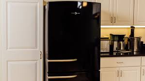ge retro appliances. Delighful Retro GE ABE20EGHBS Review Groovy Performance From This Retro Fridge Throughout Ge Retro Appliances O