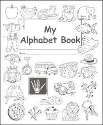 Printable Alphabet Book Cover Veteransforum Us