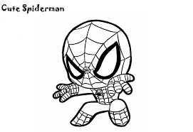 Also, the superhero can easily crawl through buildings and remain unnoticed. Spider Man Coloring Pages Coloring Home