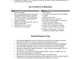 Full Size Of Design Ideas Objective For Resumes 16 Example