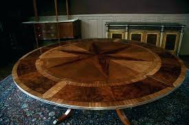 wood expandable round dining table round table expanding expanding round dining wooden extendable dining table and