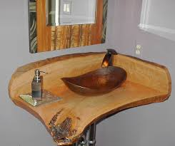 copper bathroom fixtures. Copper Canoe Shaped Vessel Sink - Antique Dark Eclectic-bathroom Bathroom Fixtures E