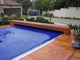 automatic pool covers. Automatic Pool Covers Retractable Swimming For In E