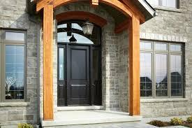 steel versus fiberglass entry