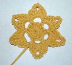 Crochet 5 Point Star Pattern Cool Design Ideas