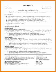 13 Mechanic Sample Resume New Hope Stream Wood