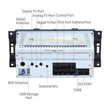 2004 chrysler pacifica dvd wiring diagram ewiring 2006 chrysler 300c radio wiring diagram wire