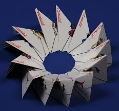 12 Card Star George Hart