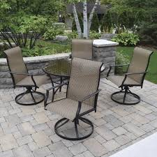 taylor collection 5 piece dining patio