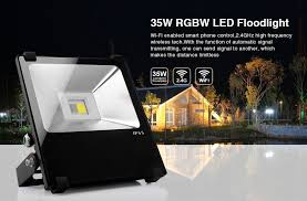35w rgbw led floodlight led outdoor light futlight is a company for smart led lighting led bulb smart led downlight wireless led controller