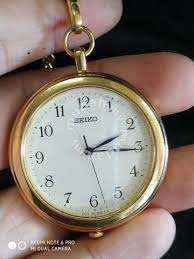 vintage seiko pocket watch watches