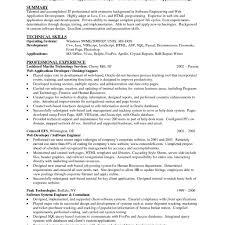 Java Resume Example Developer Entry Level Software Engineer