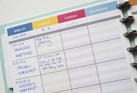 Teacher Weekly Planners Diy Teacher Planner Binder Ms Houser