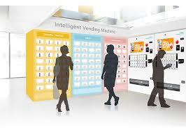 Online Vending Machine Impressive NEXCOM Consolidates Vending Advertisement ECommerce Onto