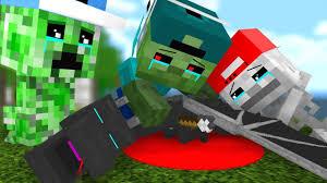 Minecraft Animation Creeper Life - Muat ...