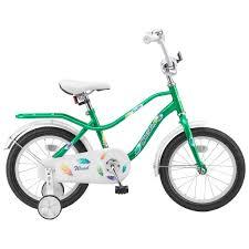"""<b>Велосипед Stels 16</b>"""" <b>Wind</b> Z010 (LU084632) Зеленый купить в ..."""