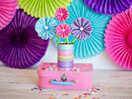 Make Flower With Paper How To Make Paper Flowers Using Cupcake Liners How Tos Diy