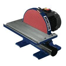 rikon belt sander. view a larger image of 12in disc sander, model 51-200 rikon belt sander