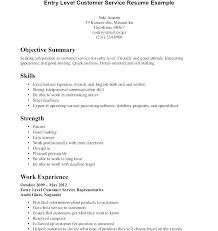 Resume Job Objective Impressive Career Objectives For Bpo Resumes Examples Of Good Job Resume