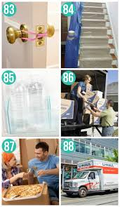 101 Moving Tips & Hacks