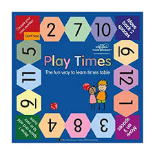 Times Table Chart Up To 30 Buy The Victoria Chart Company Play Times Table Game Fun
