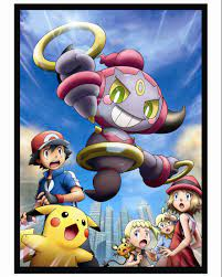 Pokémon the Movie: Hoopa and the Clash of Ages Heading to Cartoon Network  Later This Year - Nintendo Life