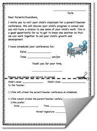 Parent Teacher Conference Form Template Parent Teacher Conference Request Form Template