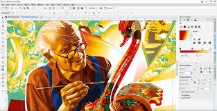 Graphic Design In 2017 Coreldraw 7 Graphic Design Tricadselection