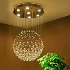 the amazing flush mount k9 crystal modern rain drop chandelier lighting is a gorgeous ceiling light fixture which is far more