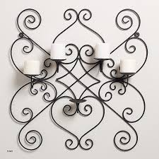 round wall candle holders inspirational wrought iron wall sconces ideas wall lighting with antique iron