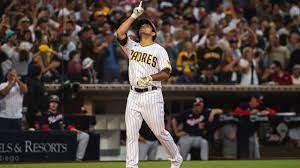 San Diego Padres rookie reliever Daniel ...
