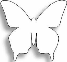 Butterfly Cutouts Template Free Butterfly Template Download Free Clip Art Free Clip Art On